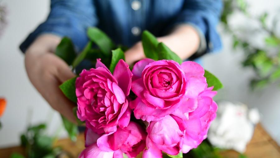 roses yves piaget