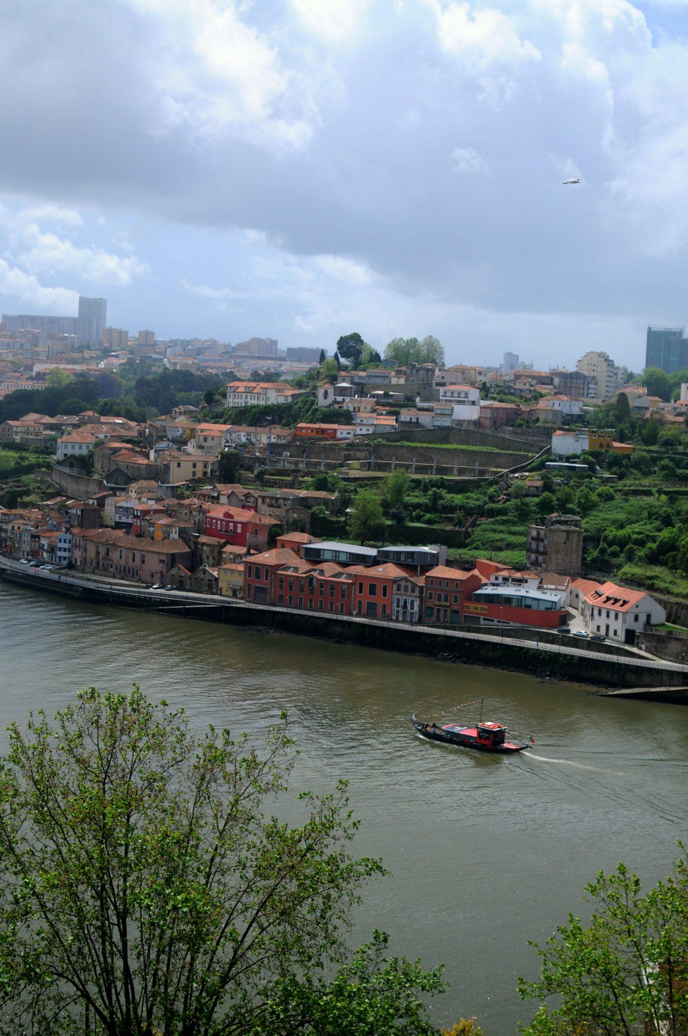 douro river porto cristal palacio jardim