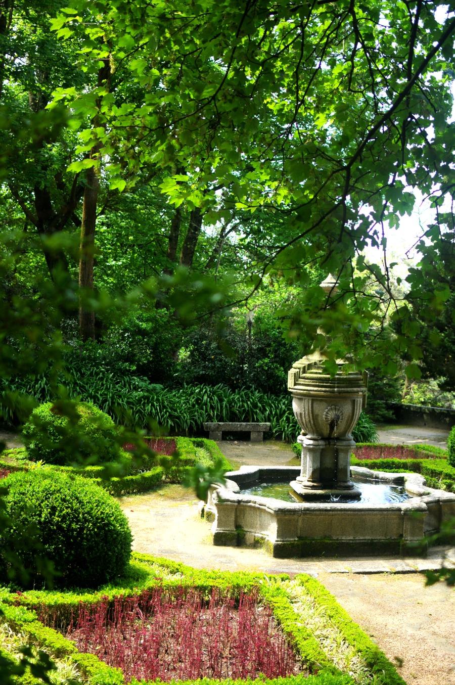 garden porto