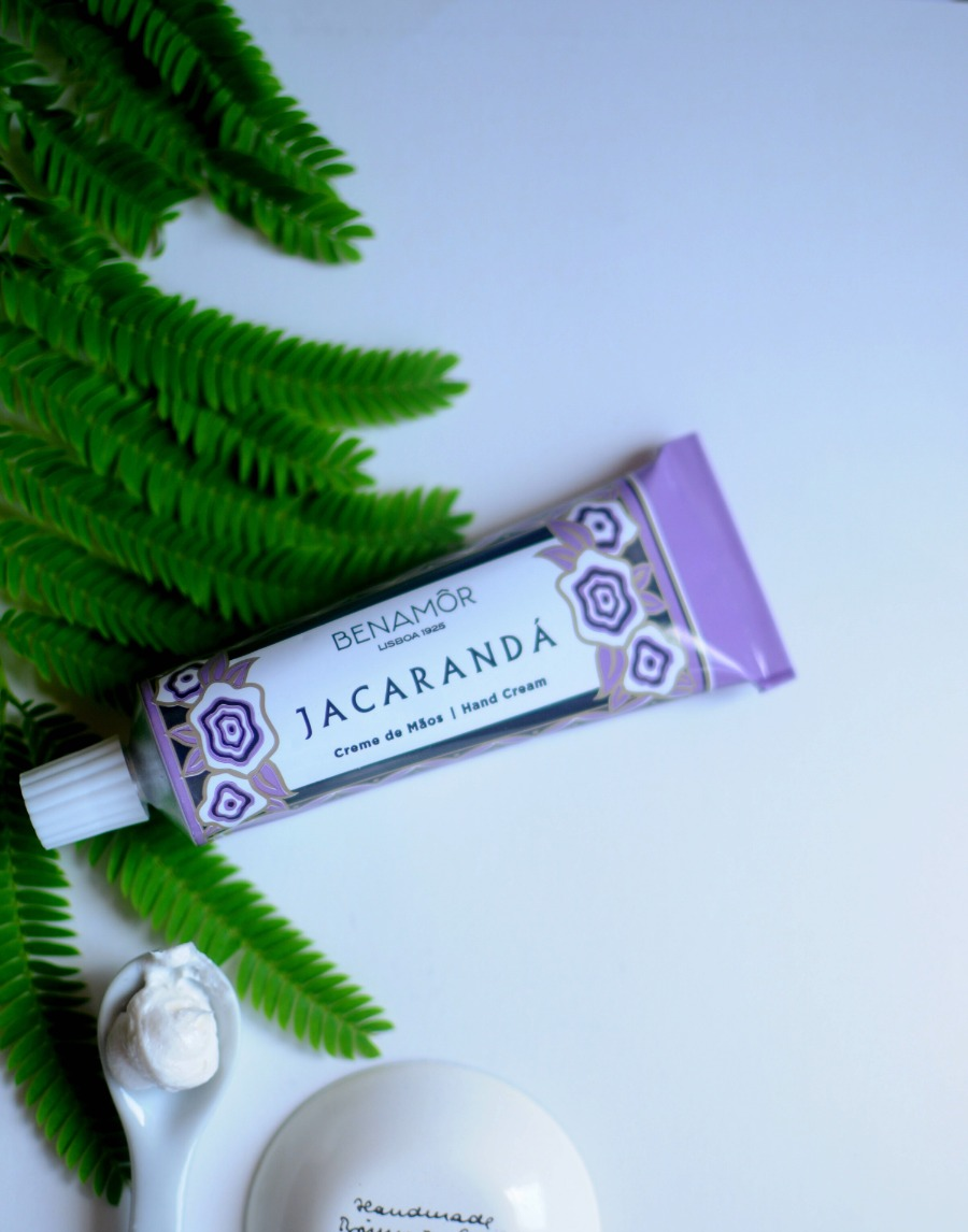 jacaranda lotion
