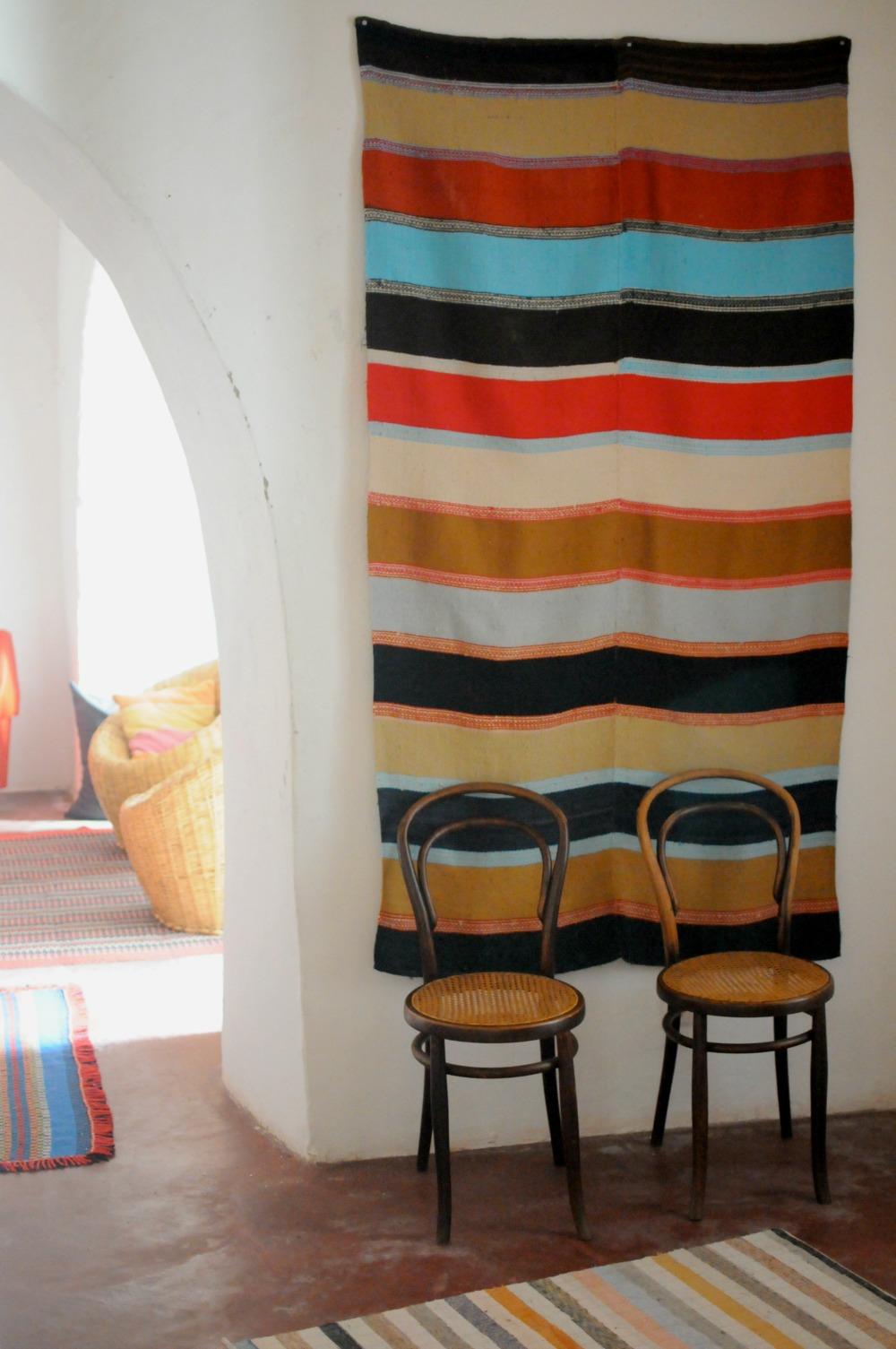 simple interiors portuguese textiles