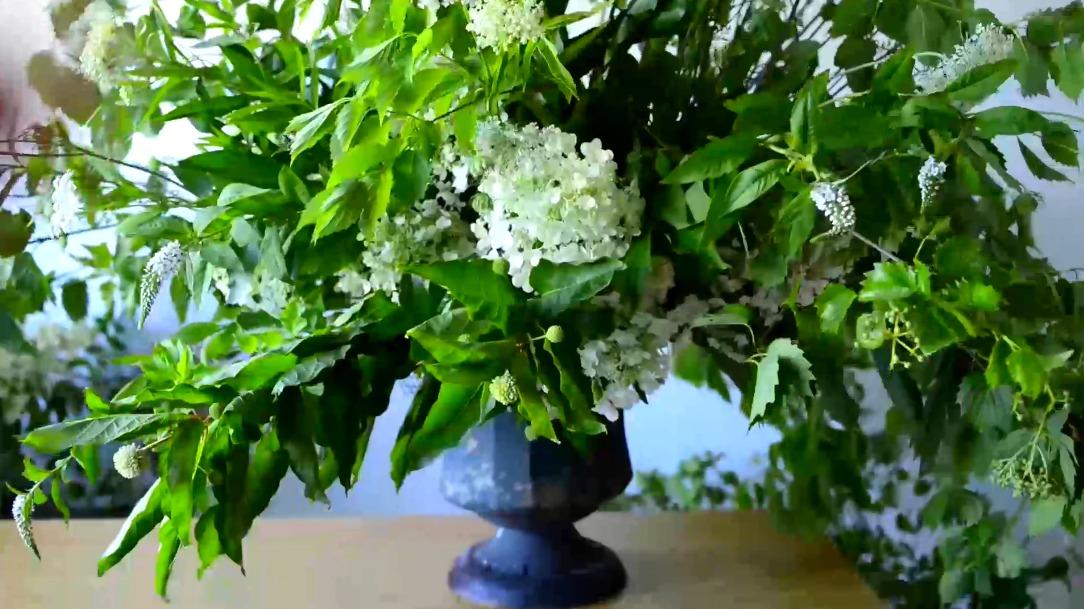 wedding flower class