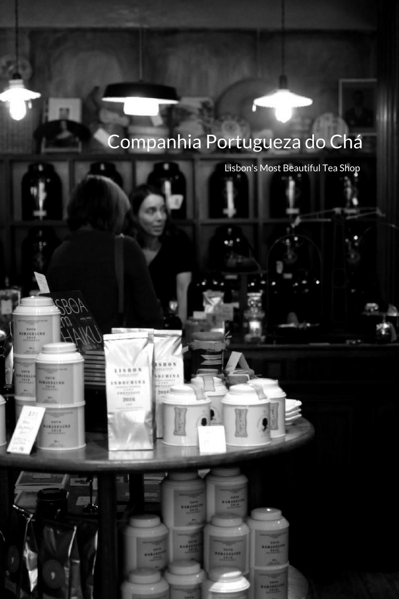 companhia portugueza do cha