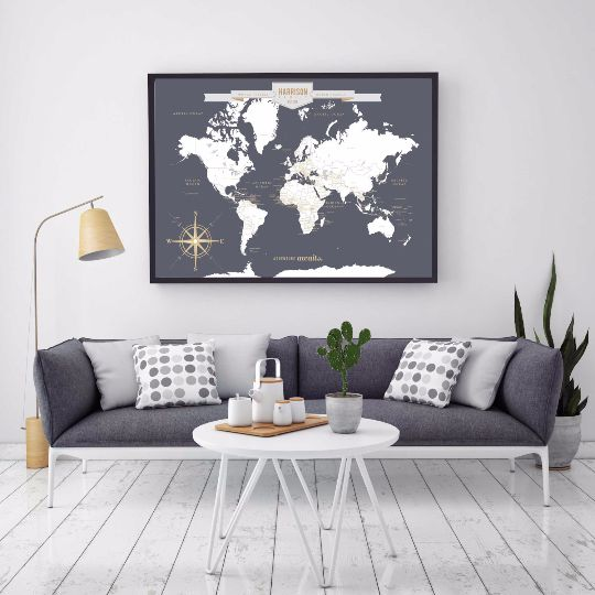 custom travel maps – Custom Travel Maps