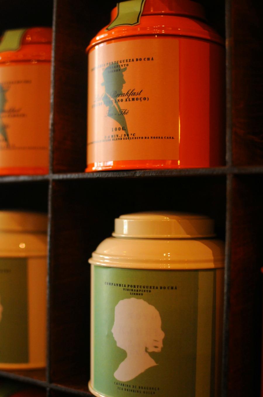 tea lisbon
