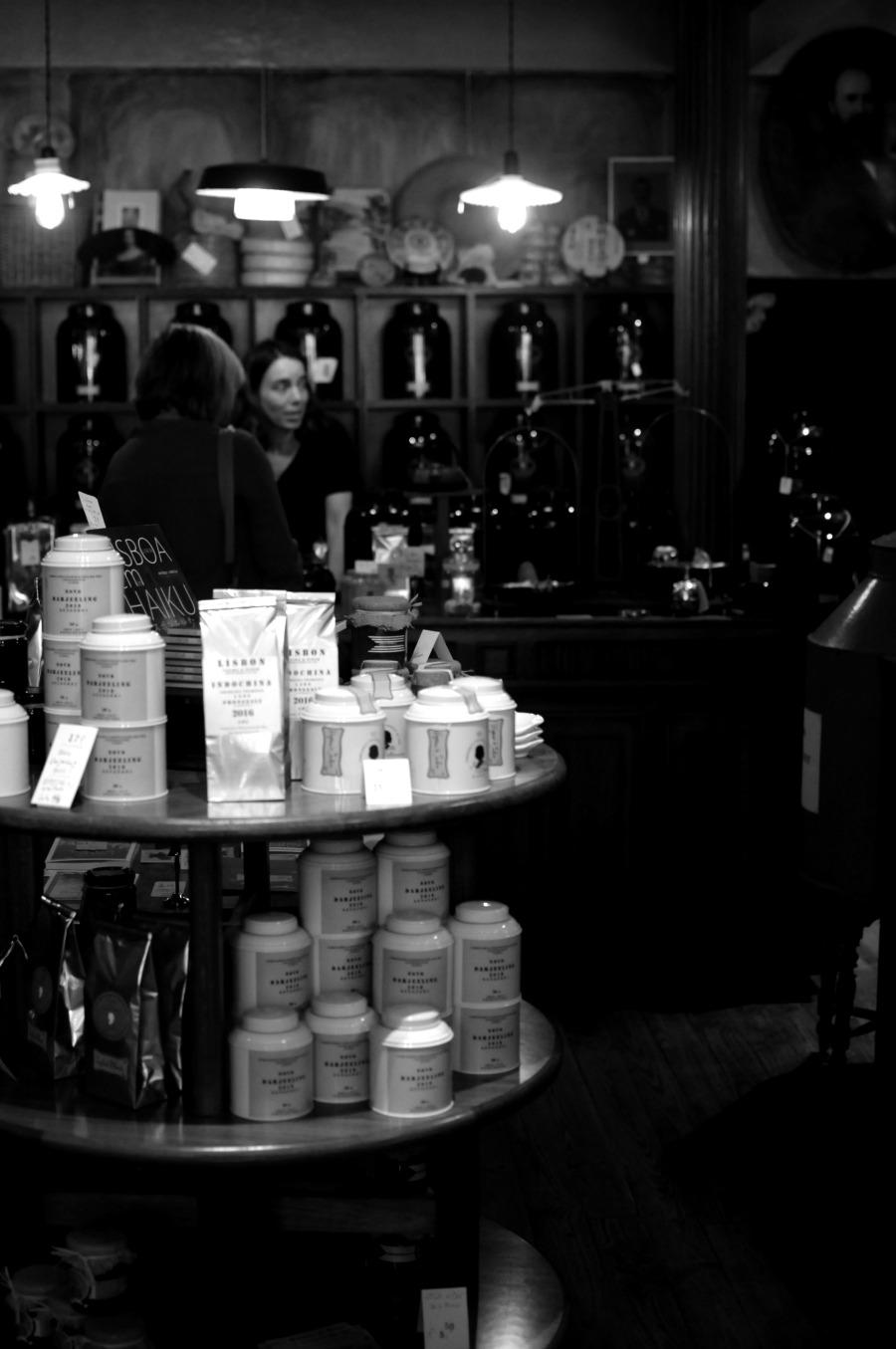 tea shop lisbon