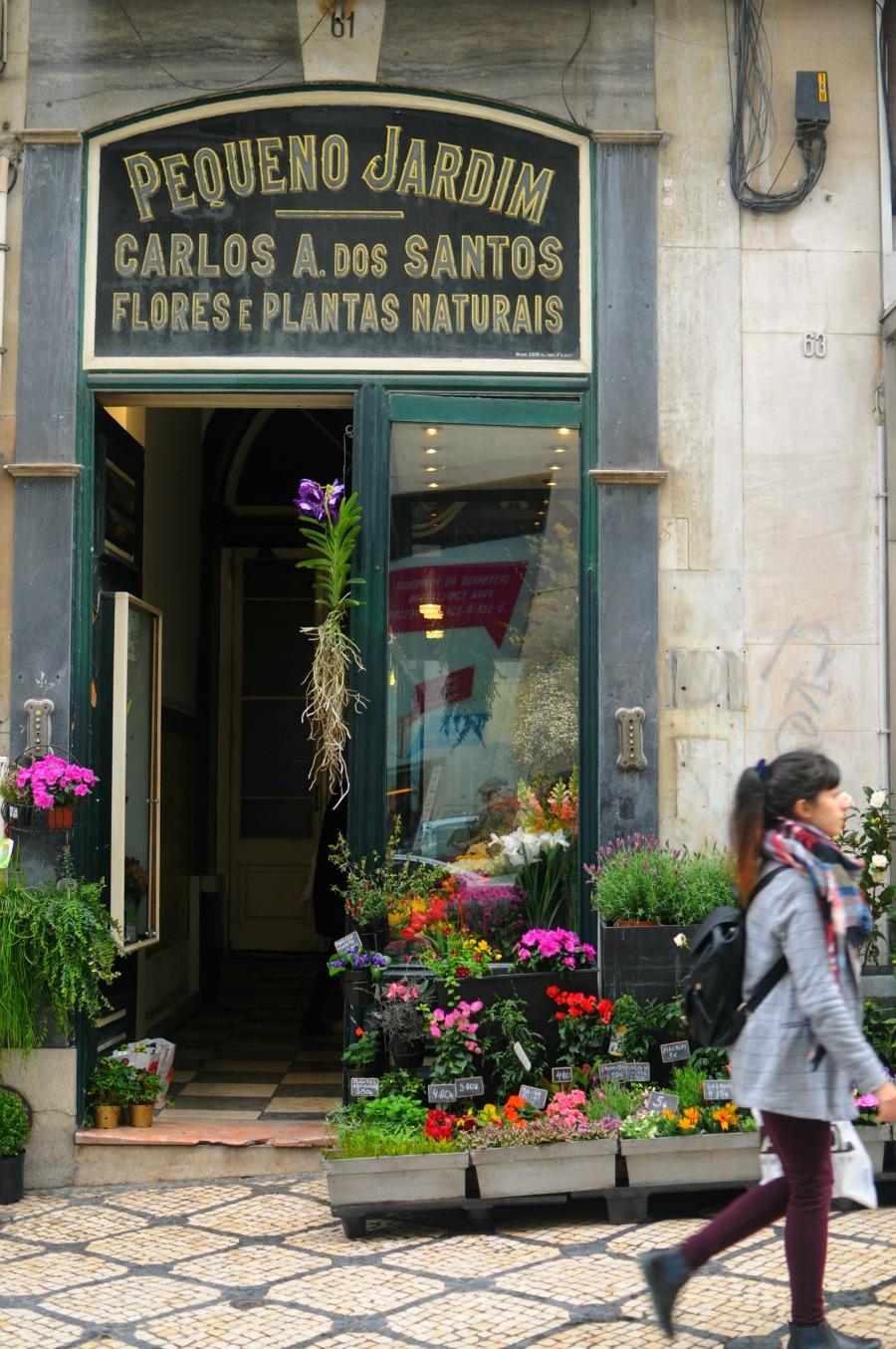 lisbon flower shop