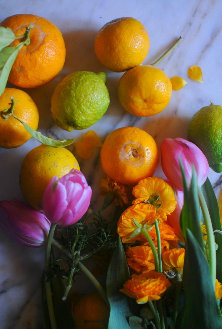 tulips citrus