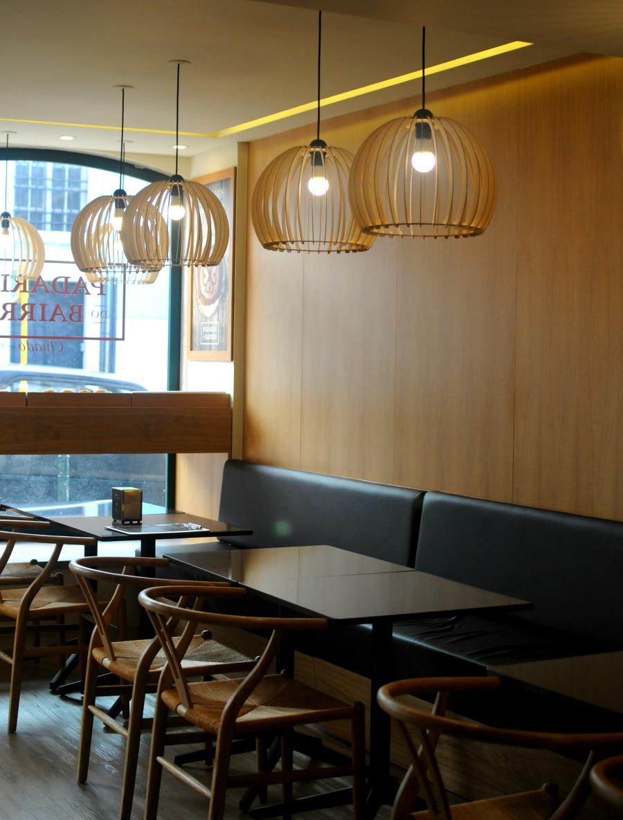 lighting cafe